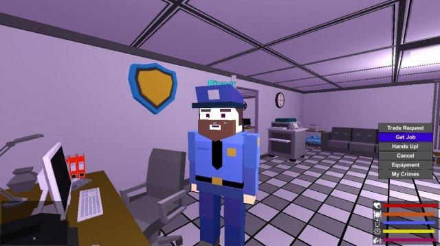 Broke Protocol - How to Become a Policeman