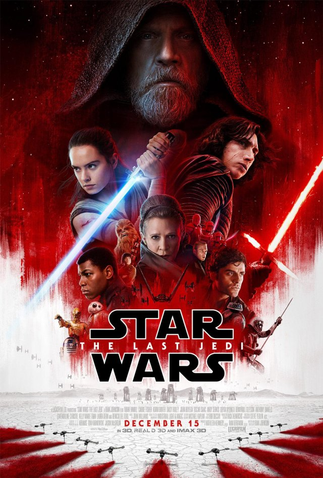 The Last Jedi Poster Revealed!