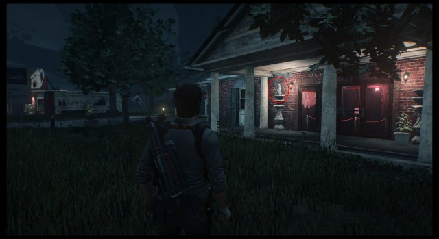 The Evil Within 2 - All Locker Key Locations