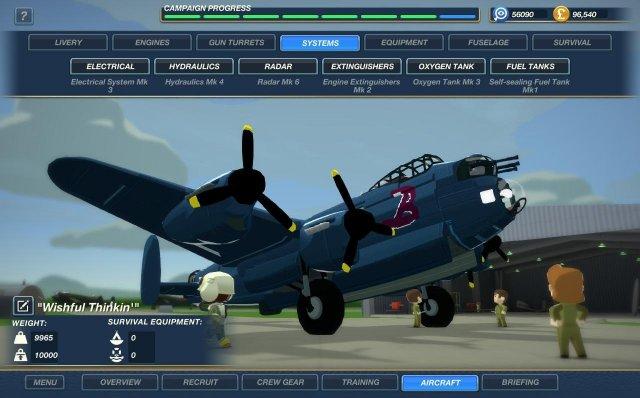 Bomber Crew - Operation Zeus Guide
