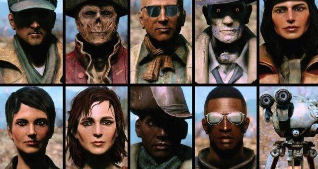 Fallout 4 - Unlimited Companion Storage Glitch