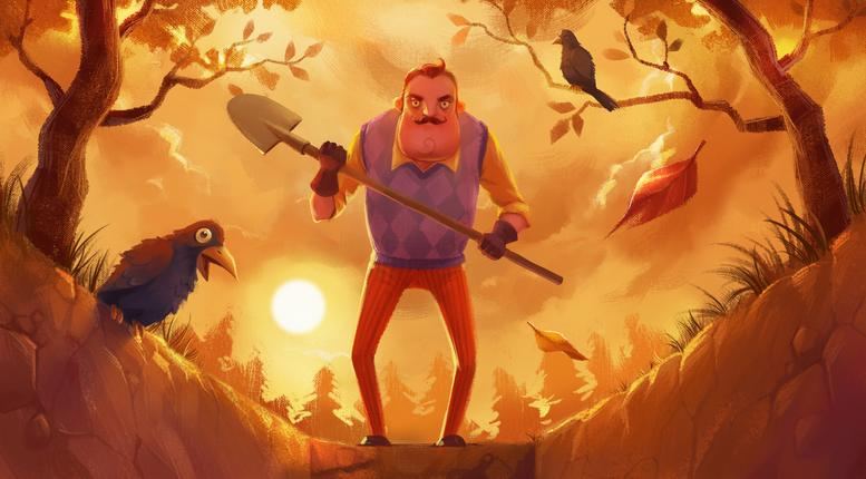 Hello Neighbor - How to Complete the Store Mini Game