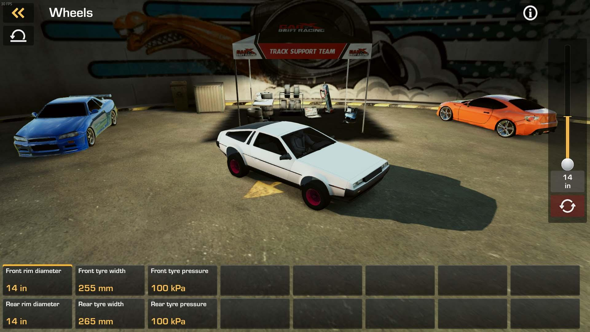 Carx Drift Racing Online Steel Dm Wheelie Tune