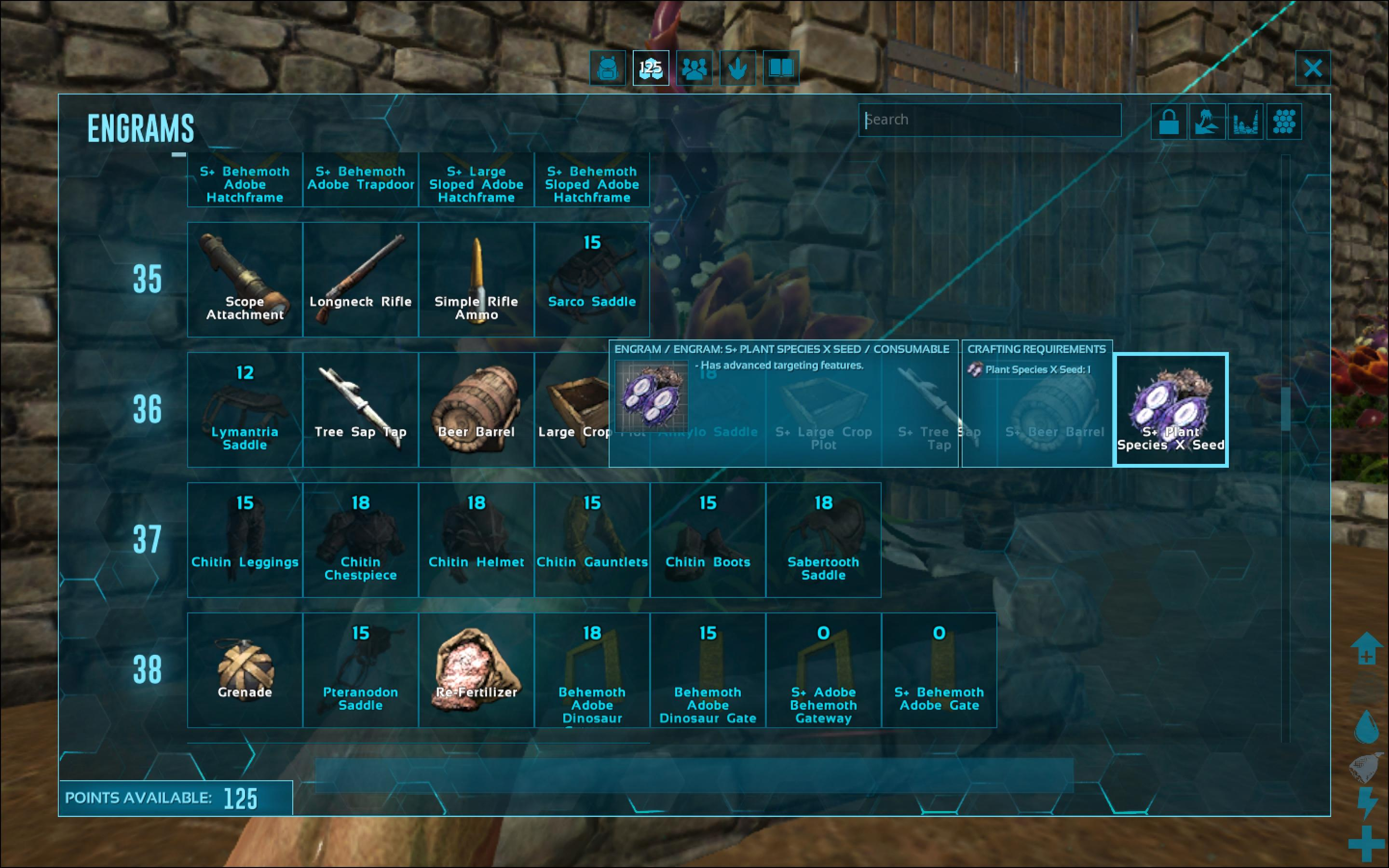 Ark survival evolved how to make s plant species x seeds malvernweather Images