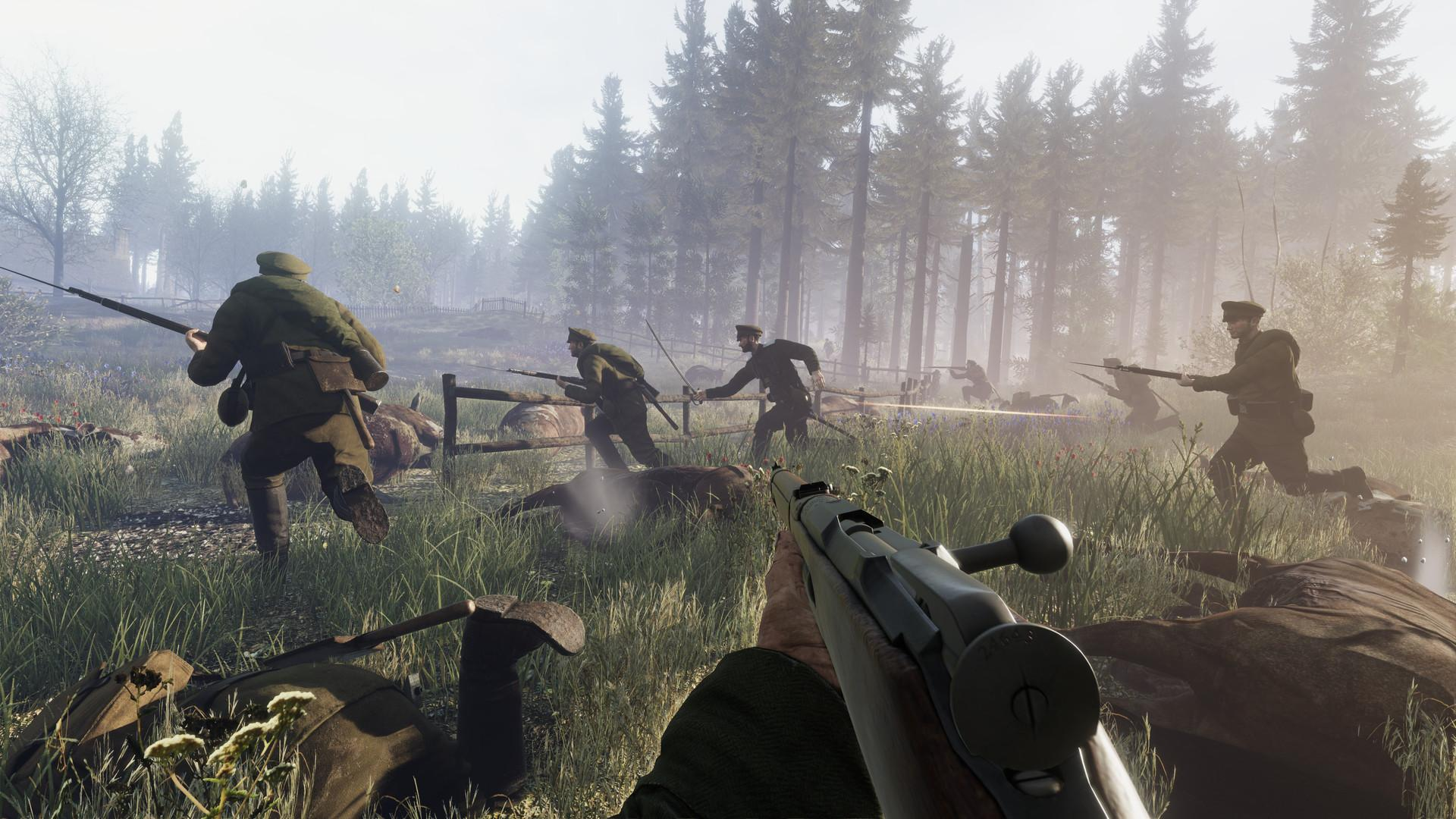 Tannenberg - Weapons Guide