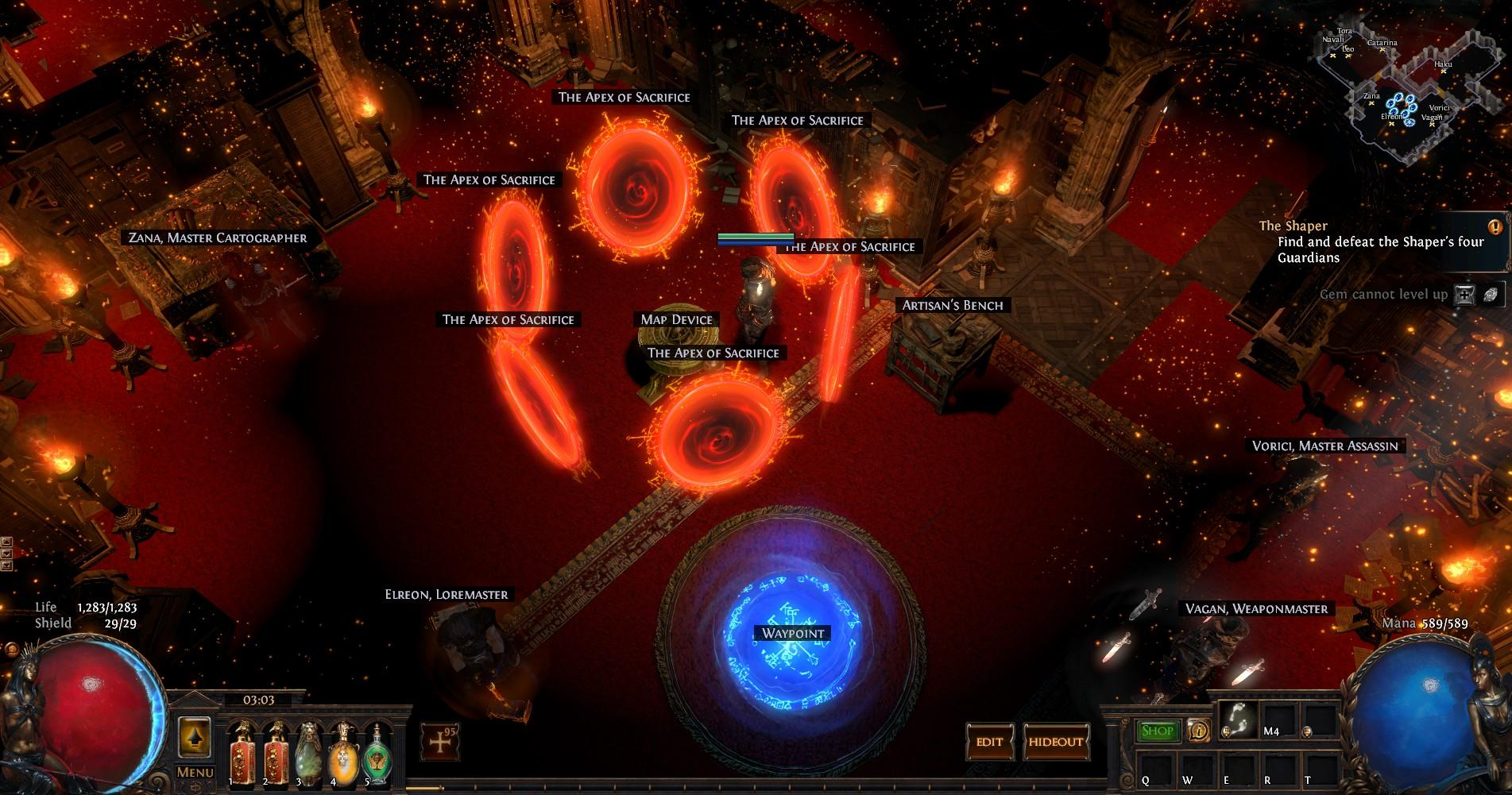 Path Of Exile 100 Achievement Guide This effect is multiplicative with the effects of x% reduced mana reservation modifiers. path of exile 100 achievement guide