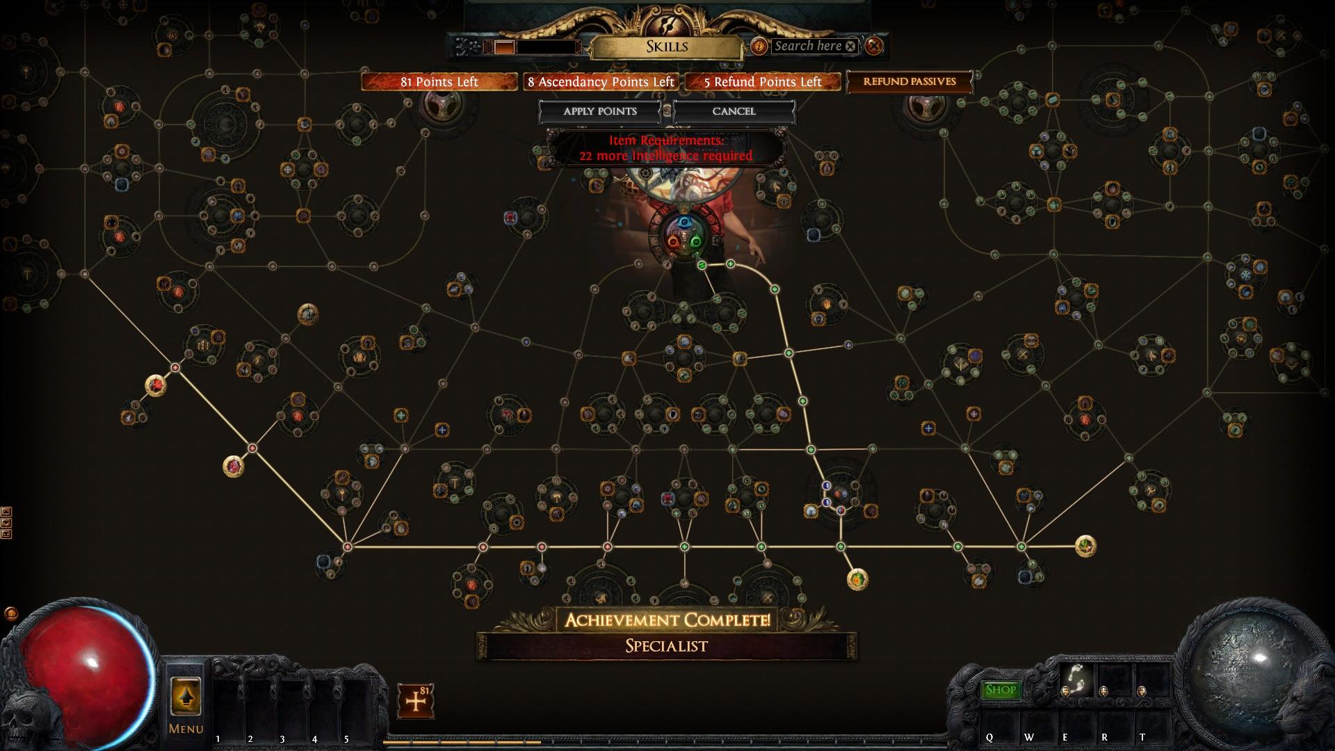 Path of Exile - 100% Achievement Guide