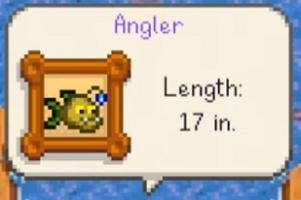 Stardew Valley - How to Catch the Five Legendary Fish