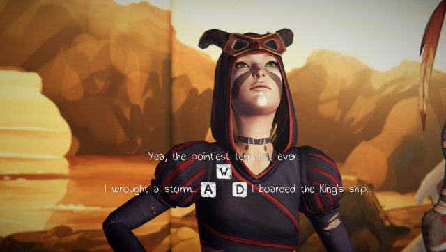Life is Strange: Before the Storm - Shakespeare Play Choices
