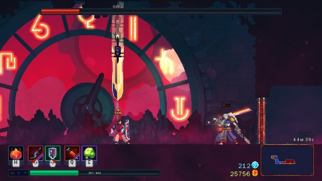 Dead Cells - How to Beat the Assassin (Final Boss of the Brutal Update)