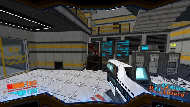 STRAFE - Guide to Finding the Hub Zone's Secret