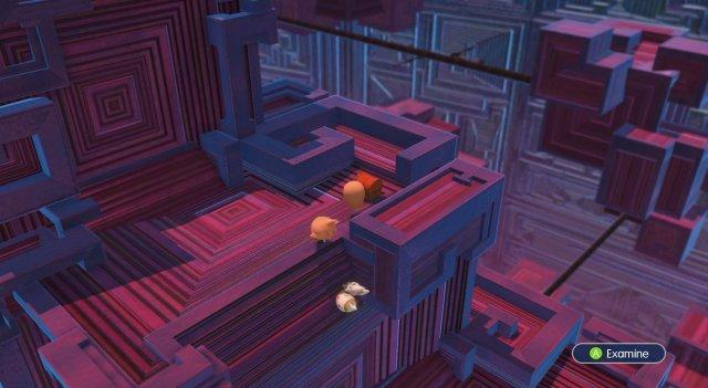 World of Final Fantasy - Castle Exnine Treasure Chest Locations