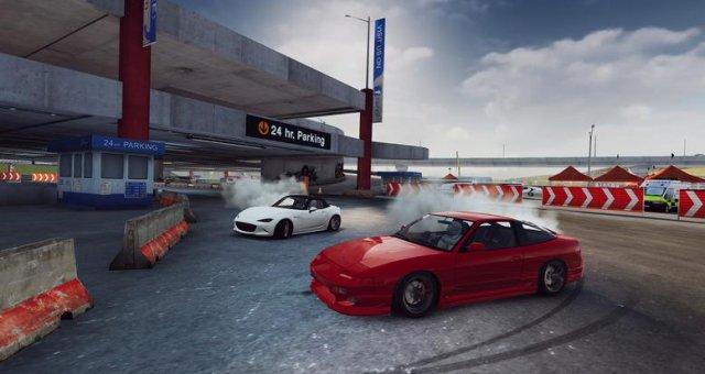 CarX Drift Racing Online - Steel DM Wheelie Tune