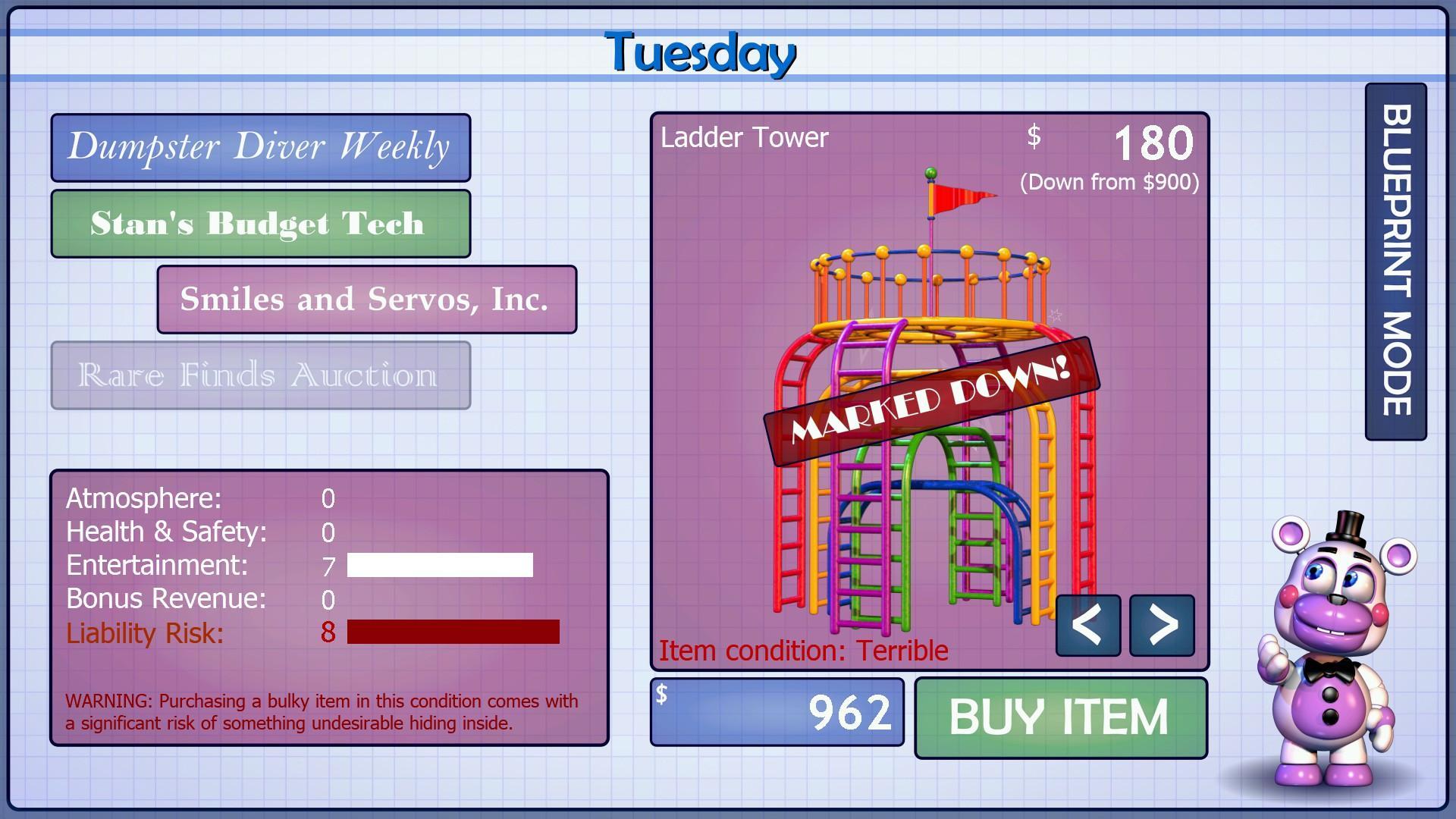 freddy fazbear s pizzeria simulator how to successfully run your