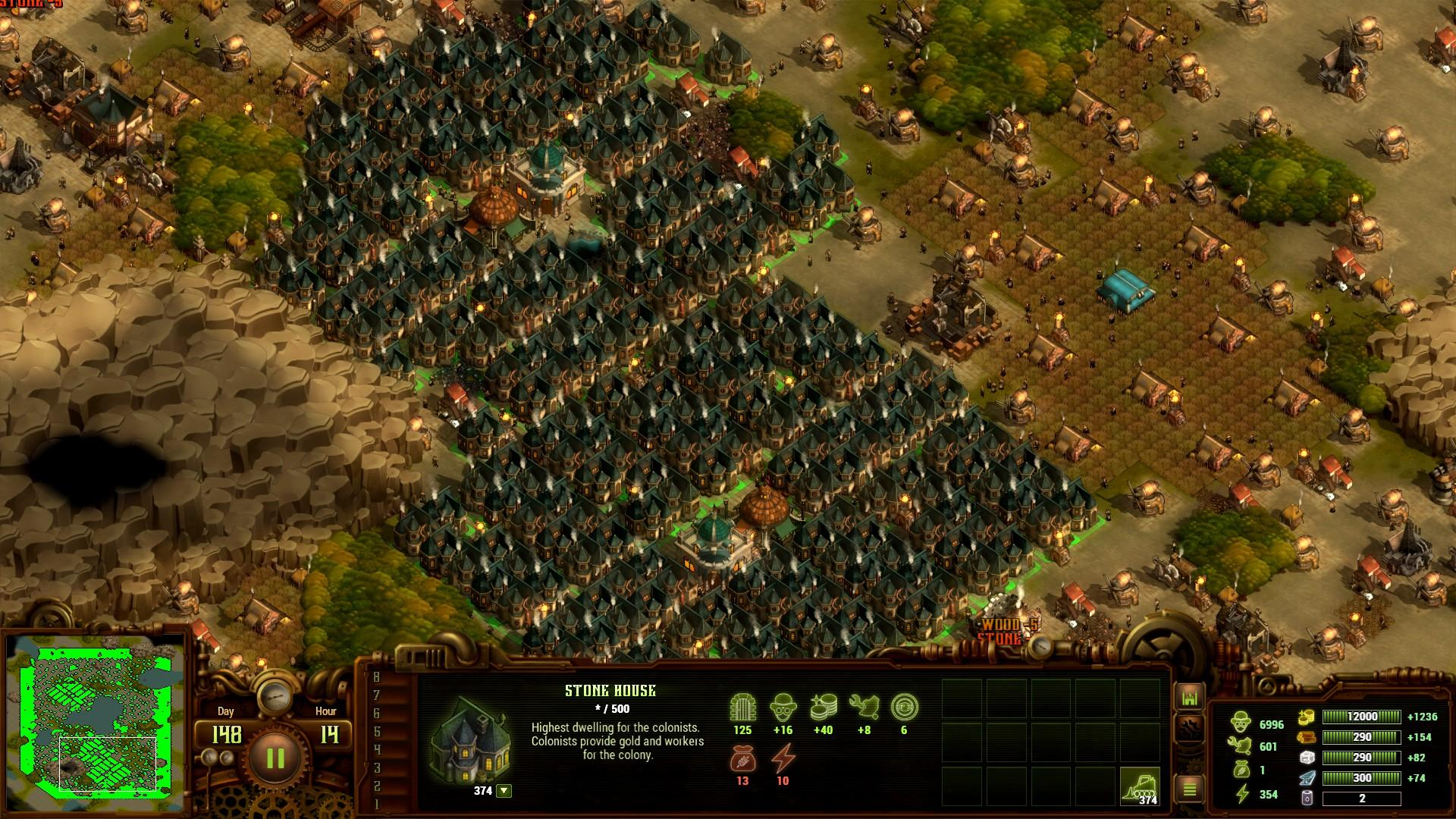 They Are Billions How To Win In 80 Days