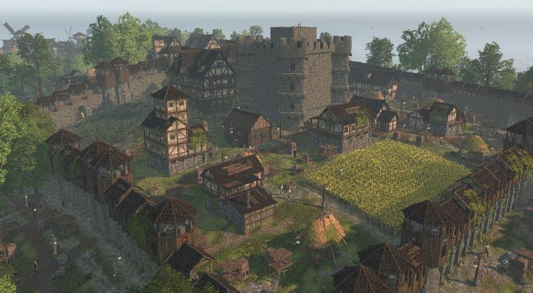 Life is Feudal: Forest Village - Helpful Ideas for Planning and