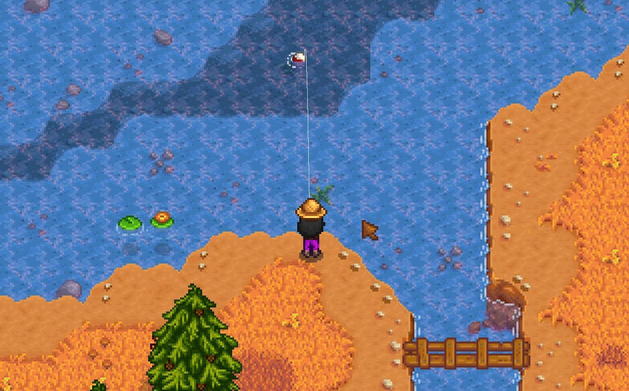Stardew Valley - Easy Fishing Bundle Reference