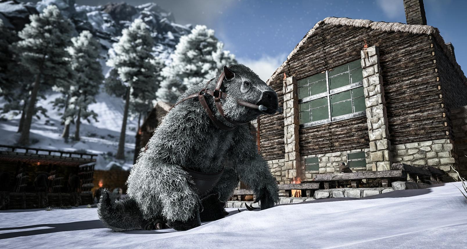 ARK: Survival Evolved - All Aberration Creatures