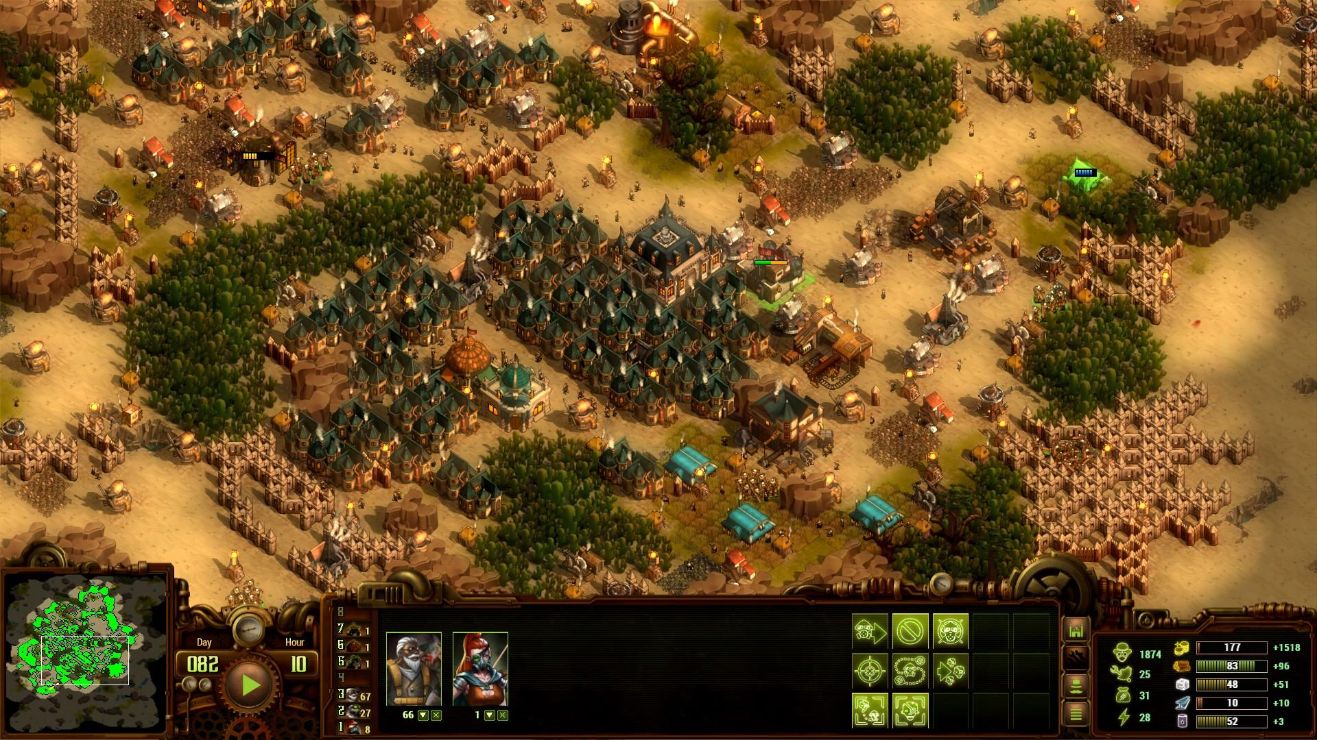 <b>They</b> Are <b>Billions</b> - How to Beat the Fourth Map on 100 Days