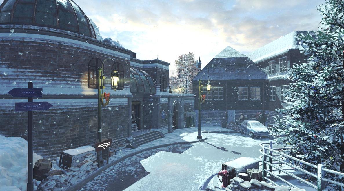 Call Of Duty Black Ops Iii Ski Resort Full Walkthrough Guide