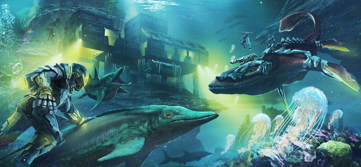 Ark Survival Evolved Breeding