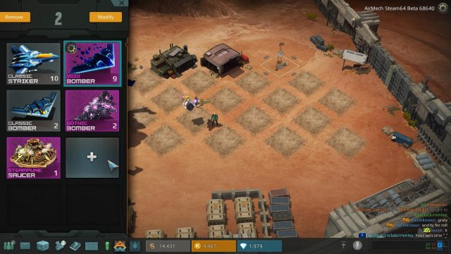 AirMech Wastelands - How to Change Your AirMech