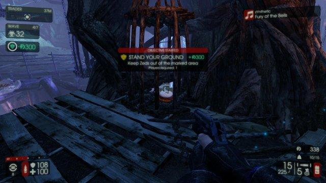 Killing Floor 2 - Krampus Lair: Collectibles