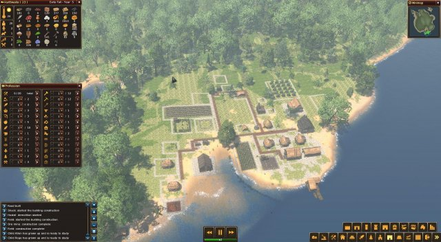 Life is Feudal: Forest Village - Helpful Ideas for Planning and Building Your Village