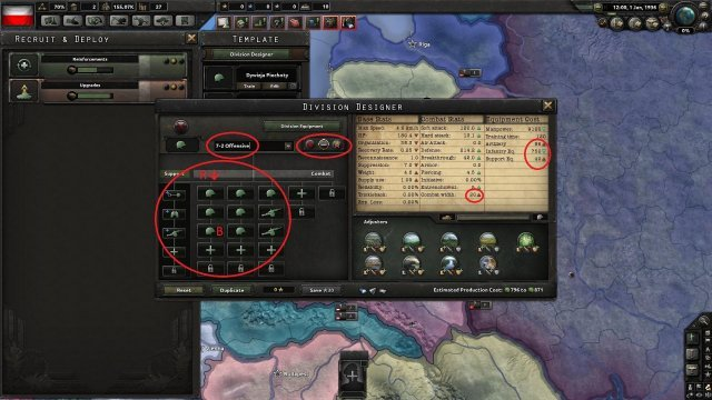 Hearts of Iron IV - How to Easily Win WWII for New Players