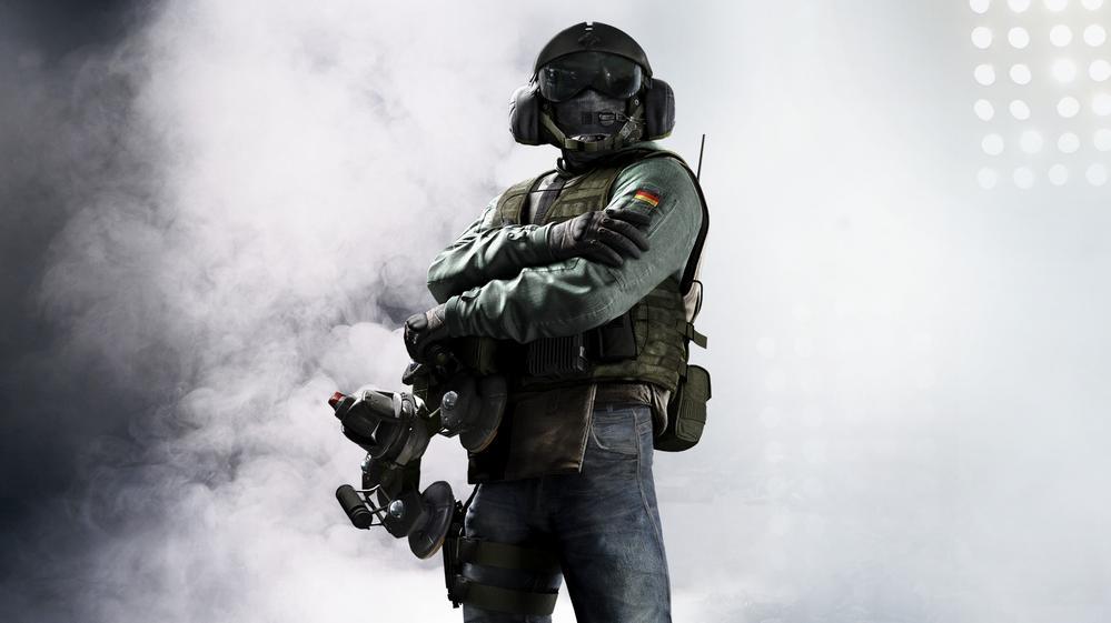Rainbow Six Siege Jager Wallpaper