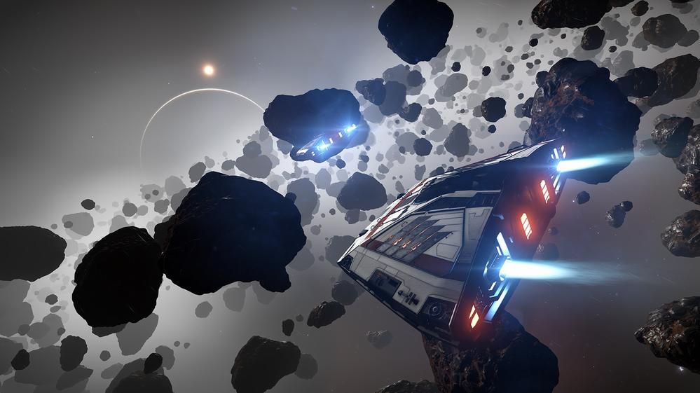Elite Dangerous - Elite 2 4 Bulk Passanger Missions Route