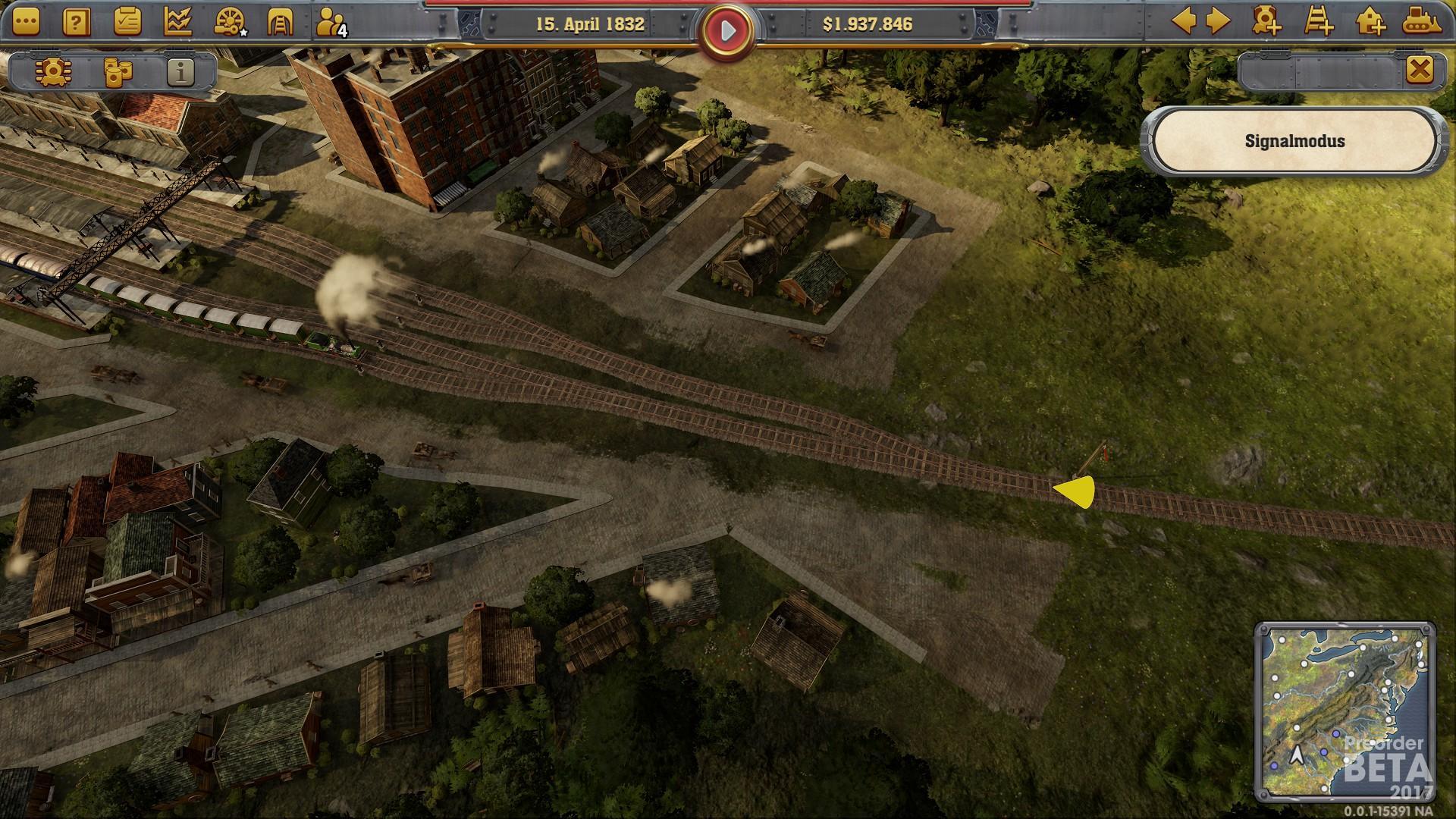 Railway Empire - Signaling Guide