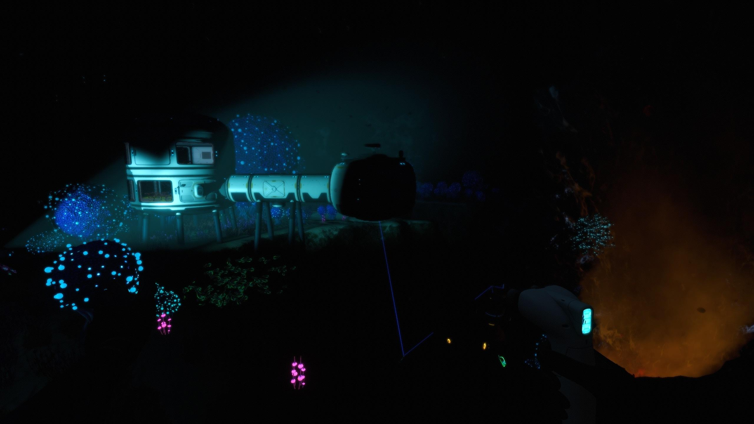 Peachy Subnautica Quickly Setup A Self Sustaining Outpost In One Go Wiring Database Obenzyuccorg