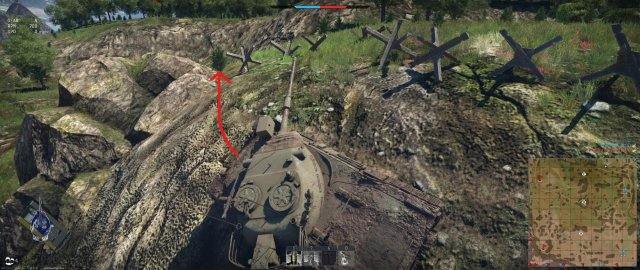 War Thunder - Taking Advantage of Ash River