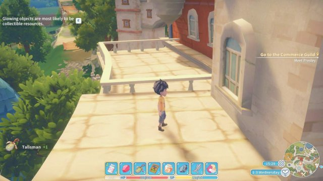 My Time At Portia - Treasure Chests Accessible from the Beginning
