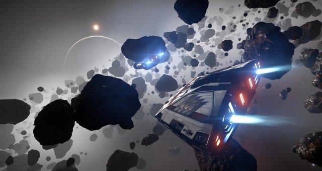 Elite Dangerous - Elite 2.4 Bulk Passanger Missions Route