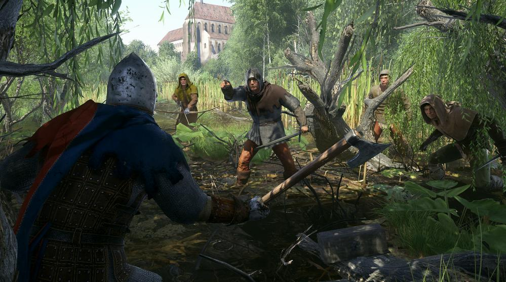 Kingdom Come: Deliverance - How to Remove the Need for