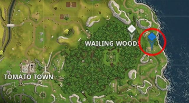 how to find a llama in fortnite