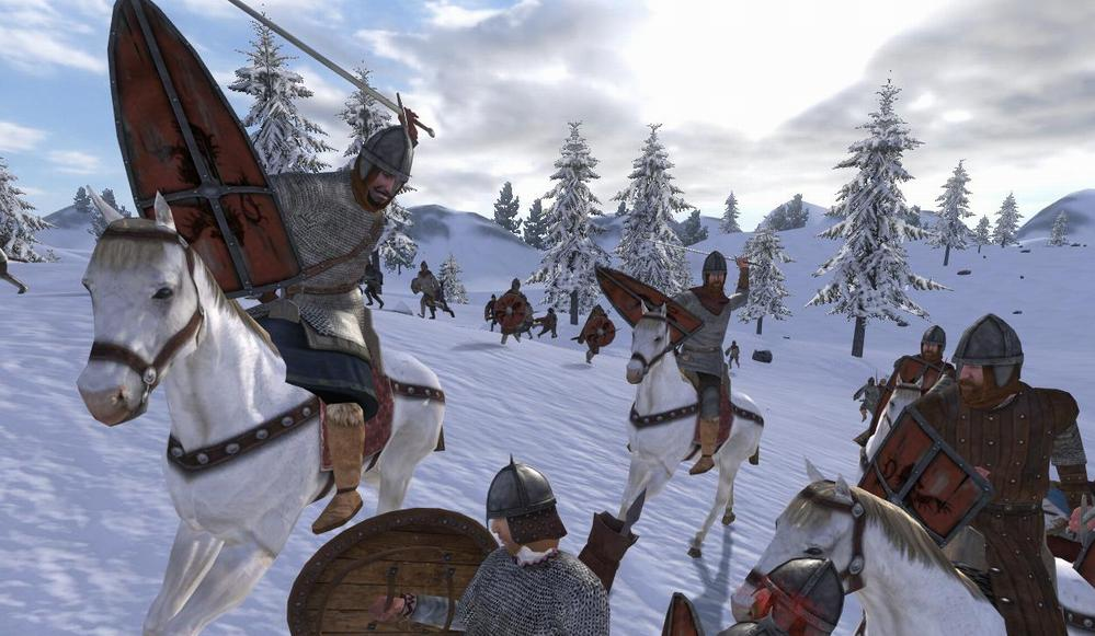 mount and blade warband best bow for horse archery
