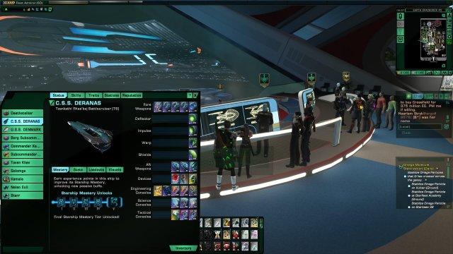 Star Trek Online - Starship Guide for Beginners and Stuff