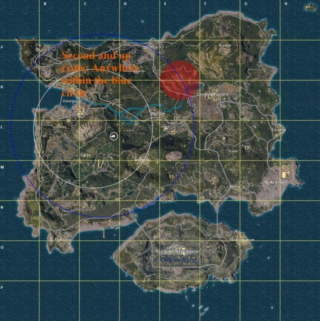 PUBG - Airdrop Full Guide