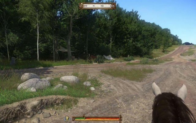 Kingdom Come: Deliverance - Where to Find the  Weapon and Armor Set of St. George