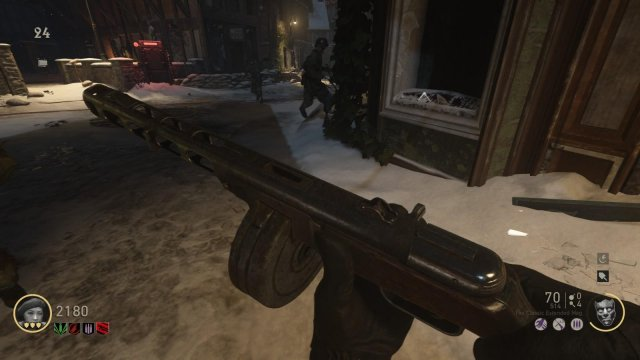 Call of Duty: WWII - How to Get the Classic PPSH-41 in Zombies