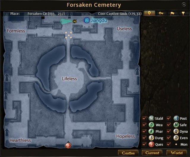 Phoenix Dynasty 2 - Forsaken Cemetry