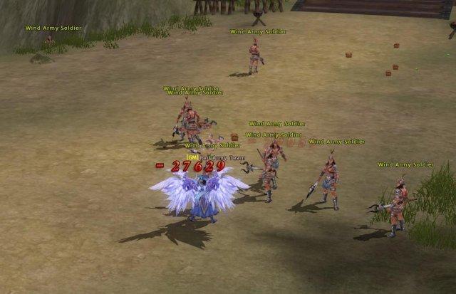 Phoenix Dynasty 2 - Royal Battlefield