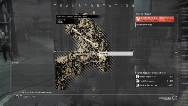 Metal Gear Survive - All Container-Locations (MB, FOB and Ruins)