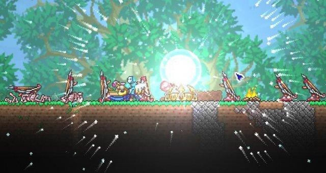 Terraria - Infinite Liquid Farm