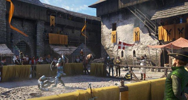 Kingdom Come: Deliverance - Baptism By Fire Quest
