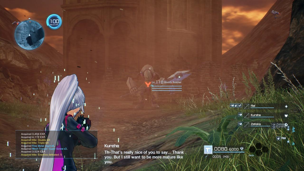 Sword Art Online Fatal Bullet Boss Item Drops