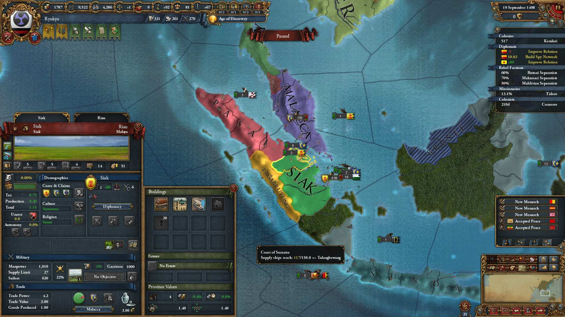 By Photo Congress || Europa Universalis 4 Cheats Power Projection